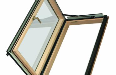 Експлуатаційний вихід на дах Velux GXL 2070 / GXU 0070