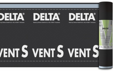 Дифузійна мембрана DELTA-VENT S PLUS/DELTA-VENT S