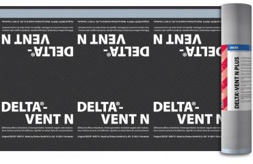 Дифузійна мембрана DELTA-VENT N PLUS/ DELTA-VENT N